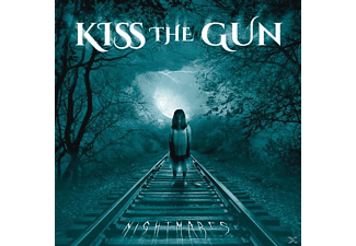 Kiss The Gun - Nightmares - (CD)