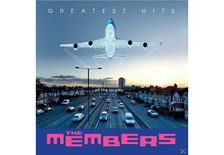 The Members - Greatest Hits-All The Singles - (CD)