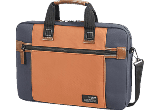 SAMSONITE Sideways, Umhängetasche, Universal, 13.3 Zoll, Blau/Orange