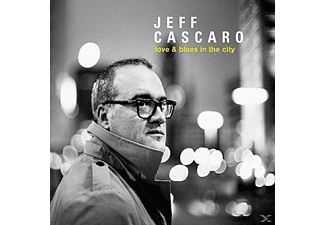Jeff Cascaro - Love & Blues In The City (Black Vinyl) - (Vinyl)