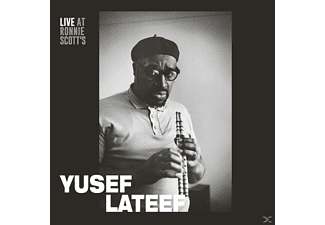 Yusef Lateef - Live at Ronnie Scott?s,15th January 1966 - (LP + Download)