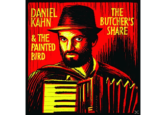 Daniel Kahn & The Painted Bird - The Butcher's Share - (CD)
