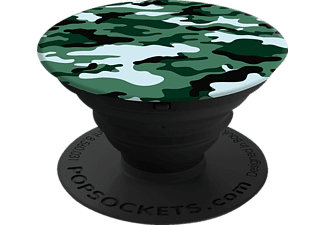 POPSOCKETS GREEN CAMO Universal Phone Grip & Stand, mehrfarbig