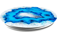 POPSOCKETS ICE BLUE AGATE Phone Grip & Stand, mehrfarbig
