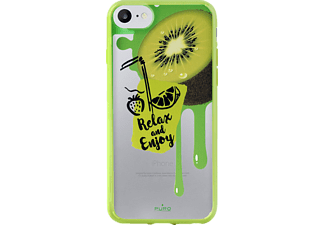 PURO Summer Juice Backcover Apple iPhone 7/iPhone 6/iPhone 6S  Grün