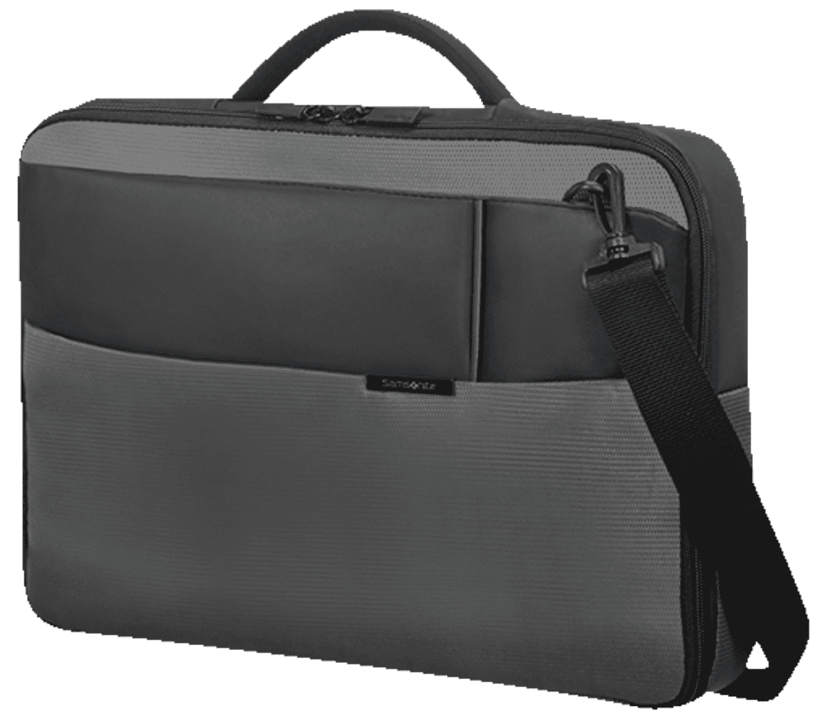 SAMSONITE  15,6´´ QIBYTE Notebooktasche in Anthrazit | 05414847698347