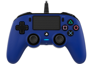 NACON Wired Compact Controller Blauw