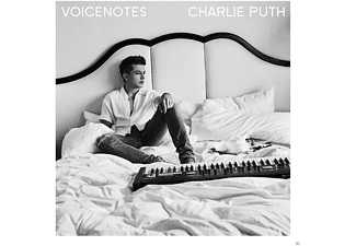 Charlie Puth - Voicenotes - (CD)