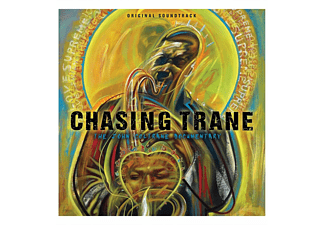 John Coltrane - Chasing Trane - Original Soundtrack (DVD)