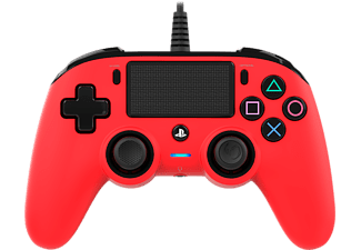 NACON Wired Compact Controller Rood