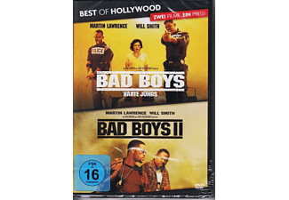 Bad Boys - Harte Jungs / Bad Boys II (Best Of Hollywood) - (DVD)