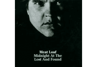 Meat Loaf - Midnight At The Lost And Found (CD)