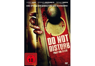Do not Disturb - Pray For Death - (DVD)