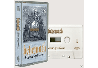 Behemoth - Evangelion (white tape) - (MC (analog))