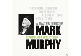 Murphy,Mark/Brönner,Till - A Beautiful Friendship: Remembering Shirley Horn - (CD)