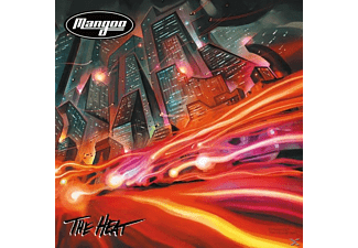 Mangoo - The Heat - (CD)