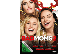Bad Moms 2 - (DVD)