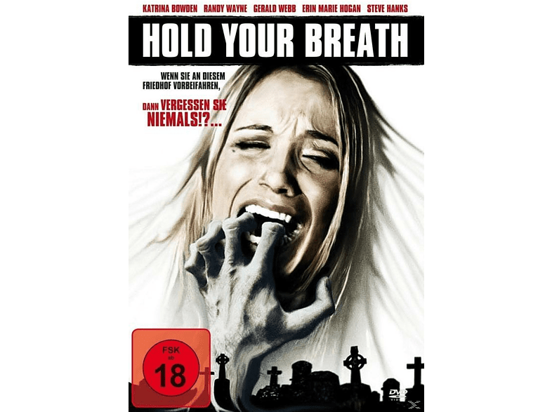 Hold Your Breath [DVD]