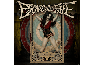 Escape The Fate - Hate Me - (CD)