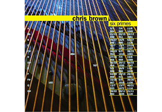 Chris Brown - Six Primes - (CD)