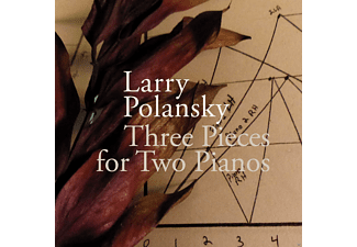 Kuberta/Nonken/Cowal/Beal/Codos/Rosenbaum - Three Pieces for Two Pianos - (CD)