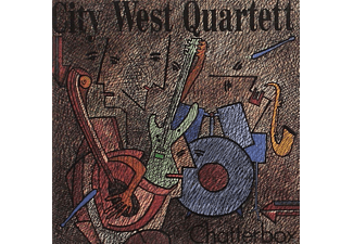 City West Quartet - Chatterbox - (CD)