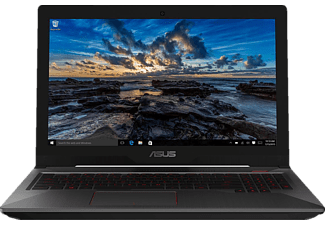 ASUS FX503VD-DM010T, Gaming-Notebook mit 15.6 Zoll Display, Core™ i7 Prozessor, 8 GB RAM, 1 TB HDD, 128 GB SSD, GeForce GTX 1050, Schwarz