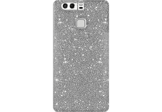Shine Backcover Huawei P9 Thermoplastisches Polyurethan Silver