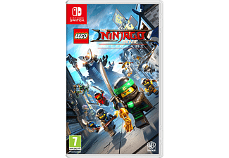 LEGO Ninjago Nintendo Switch
