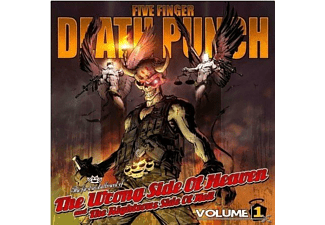 Five Finger Death Punch - The Wrong Side Of Heaven And The Righteous Side... [Vinyl]