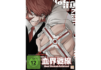 Blood Blockade Battlefront - Volume 3 - (DVD)