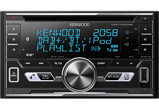 KENWOOD Autoradio Bluetooth CD DAB+ (DPX-7100DAB)