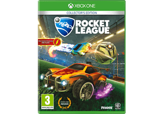 Rocket League Collectors Edition Xbox One