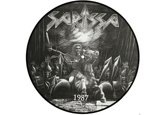 Sarissa - Demo 1987 (Limited Picture Vinyl) - (Vinyl)