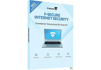 F-Secure Internet Security 2018 - 1 Jahr / 3 User