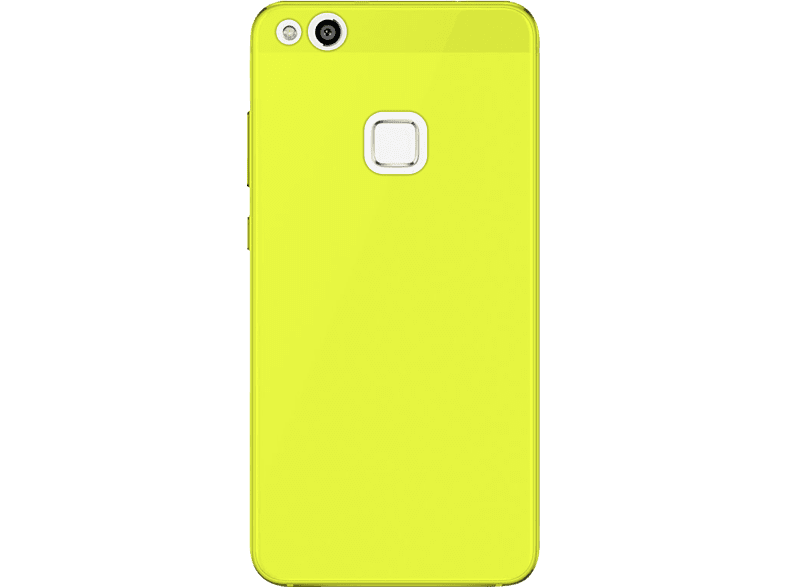 0.3 Nude Backcover Huawei P10 lite Gelb   08033830187520