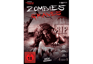 Zombies Graves - (DVD)