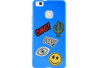 Patch Mania Backcover Huawei P9 lite  Blau
