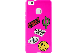 Patch Mania Backcover Huawei P9 lite  Pink