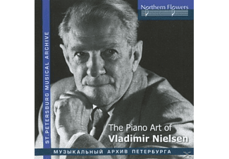 Nielsen Vladimir - The Piano Art of Vladimir Nielsen - (CD)