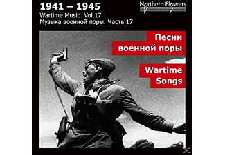 St. Petersburg State Academic Symphony Orchestra - War Time Songs - (CD)
