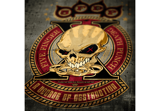 Five Finger Death Punch - A Decade of Destruction - (CD)