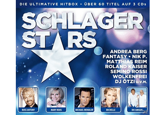 VARIOUS - Schlager Stars-Die Ultimative Hitbox - (CD)