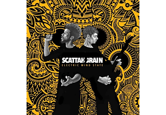 Scattah Brain - Electric Mind State - (CD)