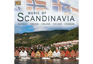VARIOUS - Music Of Scandinavia - (CD)