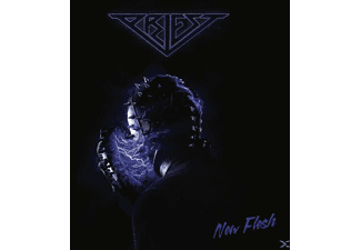 The Priest - New Flesh - (CD)
