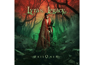 Lyra's Legacy - Prisoner - (CD)