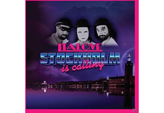 Italove - The Stockholm Is Calling EP - (CD)