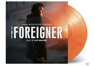 VARIOUS - The Foreigner (Ltd Opaque Orange Vinyl) - (Vinyl)