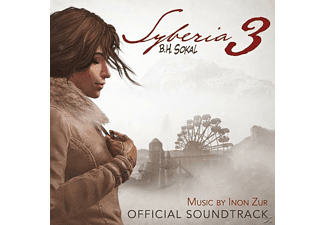 Inon Zur - Syberia 3 (Coloured) - (Vinyl)